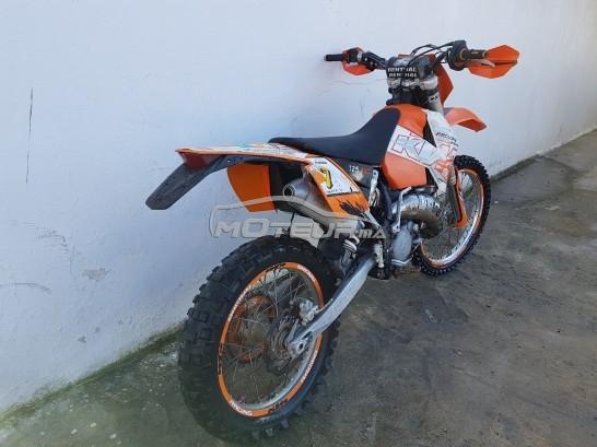 Moto au Maroc KTM 125 exc - 151049