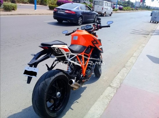 KTM 1290 super duke r 2014 occasion