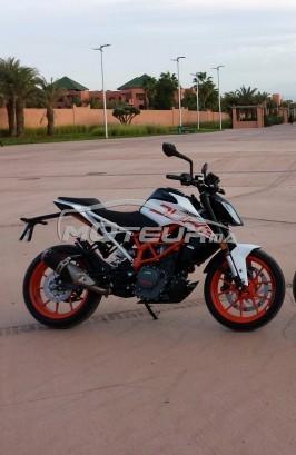 دراجة نارية في المغرب كي تي أم 390 - 220902
