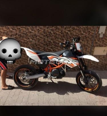 دراجة نارية في المغرب KTM 690 smc - 279604