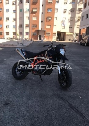 دراجة نارية في المغرب KTM 950 sm Smr costum - 354060