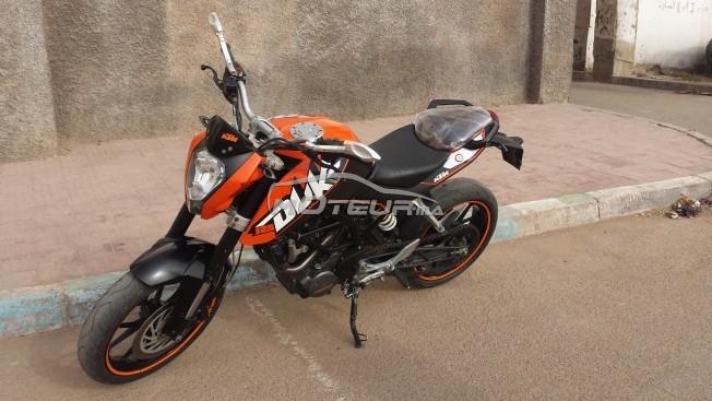 Moto au Maroc KTM 125 duke - 165247
