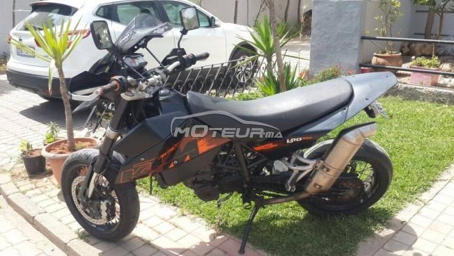 دراجة نارية في المغرب كي تي أم اوتري Supermoto 690 - 159116