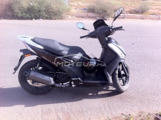 Moto au Maroc KYMCO Agility 125 - 260447