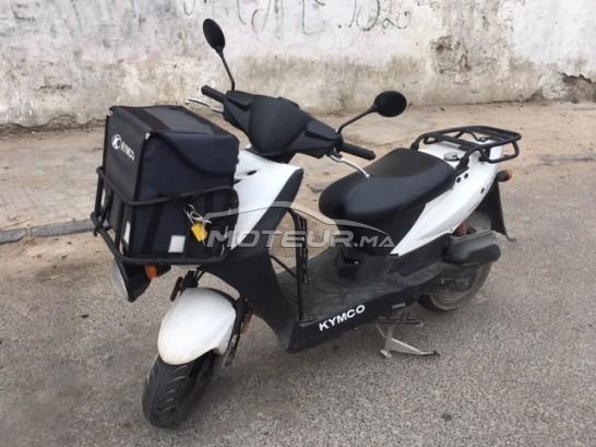 دراجة نارية في المغرب KYMCO Agility 50 Delivery 50 - 227485