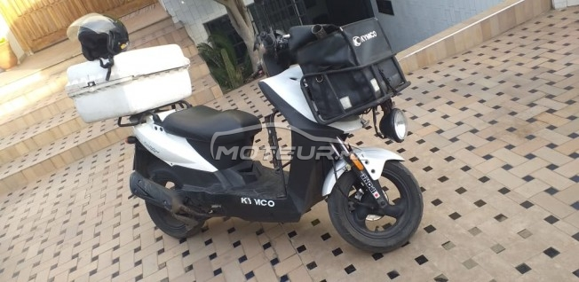 KYMCO Agility 50 Carry 4t مستعملة