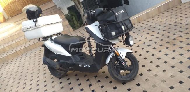 Moto au Maroc KYMCO Agility 50 Carry 4t - 267907