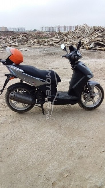 دراجة نارية في المغرب KYMCO Agility 50 Rachid - 230006