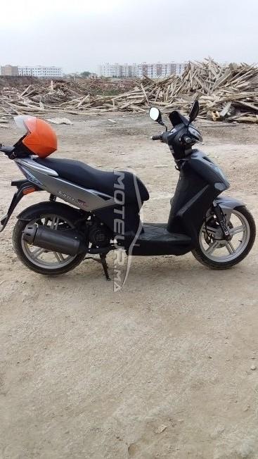 Moto au Maroc KYMCO Agility 50 Rachid - 230006