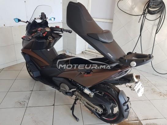 دراجة نارية في المغرب KYMCO Ak 550 - 340324