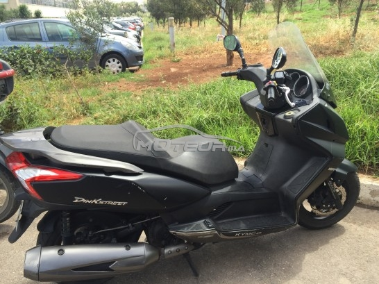 Moto au Maroc KYMCO Dink street 300 i - 157367