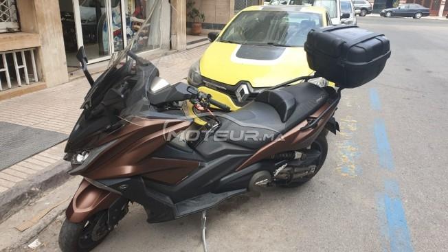 شراء الدراجات النارية المستعملة KYMCO Ak 500 في المغرب - 272123