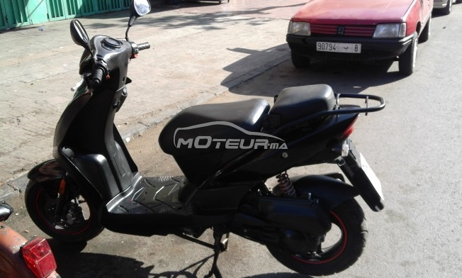Moto au Maroc KYMCO Agility 50 - 177142