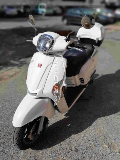 دراجة نارية في المغرب KYMCO Like 125 - 300888