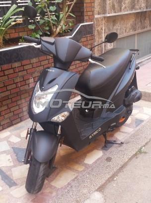دراجة نارية في المغرب كيمكو اجيليتي 50 2t - 215471