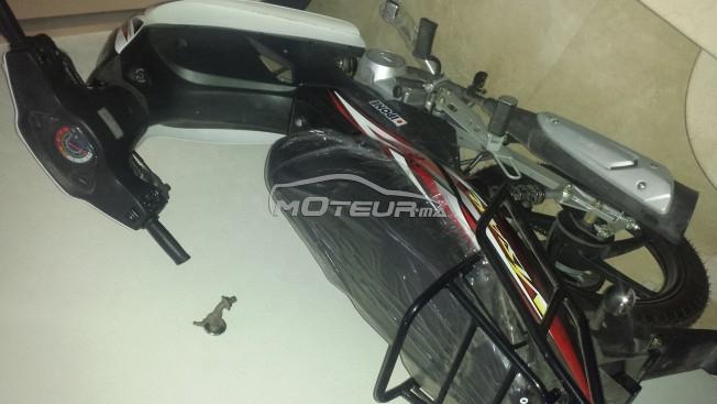 Moto au Maroc KYMCO Super 8 2t 50 Visa - 154647