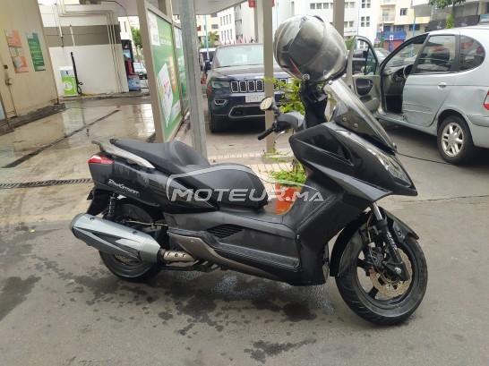 Moto au Maroc KYMCO Dink street 300i abs - 323192