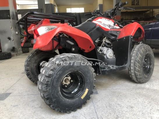 دراجة نارية في المغرب KYMCO Mxu 300 - 322639