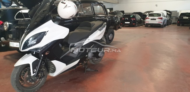 KYMCO Xciting 400 400i abs occasion