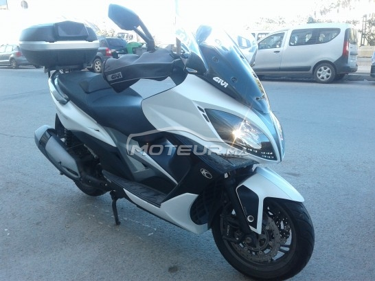 دراجة نارية في المغرب KYMCO Xciting 400 - 256753
