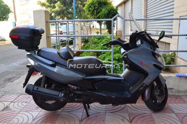 دراجة نارية في المغرب KYMCO Xciting 500 - 300770