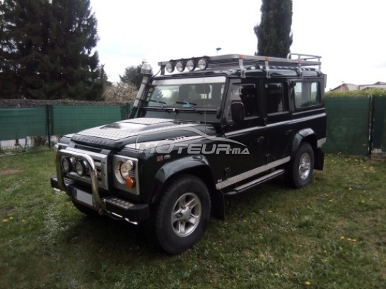 land rover defender occasion maroc annonces voitures. Black Bedroom Furniture Sets. Home Design Ideas
