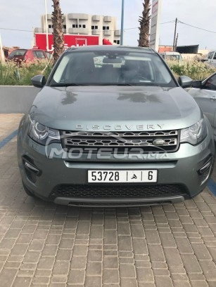 Voiture au Maroc LAND-ROVER Discovery - 228652