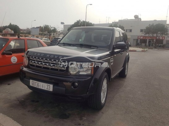 Voiture au Maroc LAND-ROVER Discovery V6 245 ch - 212442