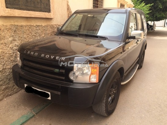 Voiture au Maroc LAND-ROVER Discovery - 170369