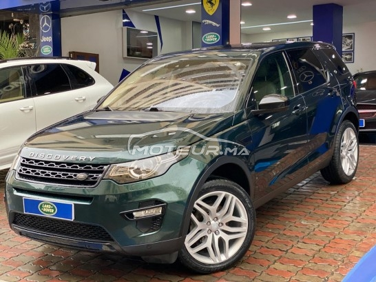 Voiture au Maroc LAND-ROVER Discovery Hse luxury - 338857