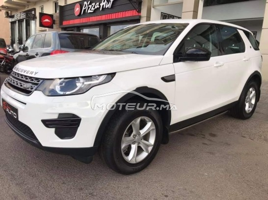 LAND-ROVER Discovery occasion