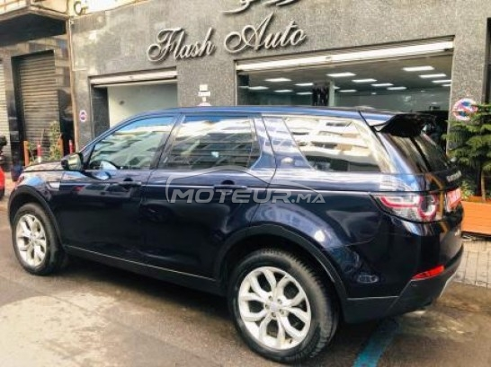 LAND-ROVER Discovery occasion 673951