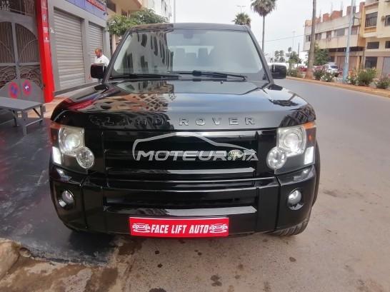 Acheter voiture occasion LAND-ROVER Discovery Black édition au Maroc - 320345