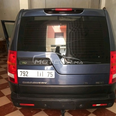 Voiture au Maroc LAND-ROVER Discovery 3 - 235261