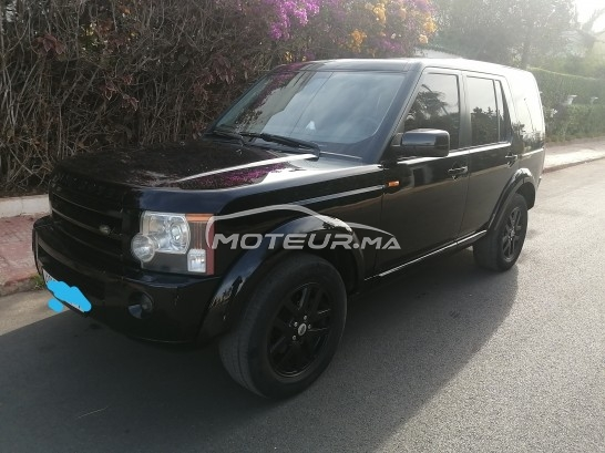 LAND-ROVER Discovery Black édition occasion 1047910