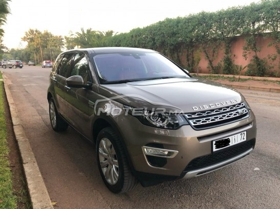 Voiture au Maroc LAND-ROVER Discovery 4×4 - 247987