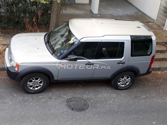 Voiture au Maroc LAND-ROVER Discovery 2,7 litres - td 6 cyl 11cv - 190 ch - 257296