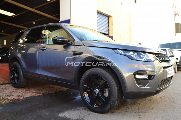 Acheter voiture occasion LAND-ROVER Discovery Sport au Maroc - 294225