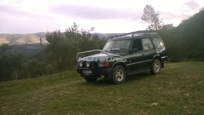 Voiture au Maroc LAND-ROVER Discovery Tdi 5 - 214225