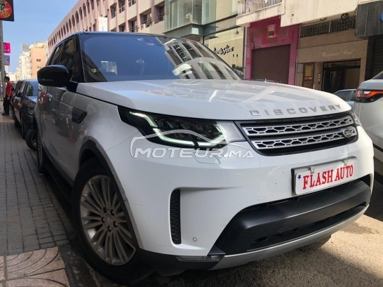 Voiture au Maroc LAND-ROVER Discovery - 328371