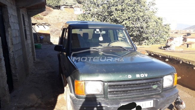 Voiture au Maroc LAND-ROVER Discovery - 242712