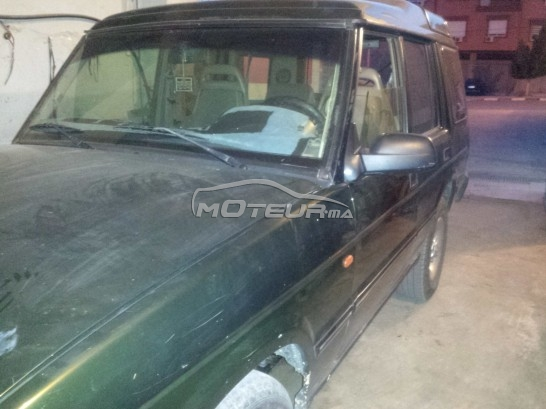 Voiture au Maroc LAND-ROVER Discovery Discovery - 153553