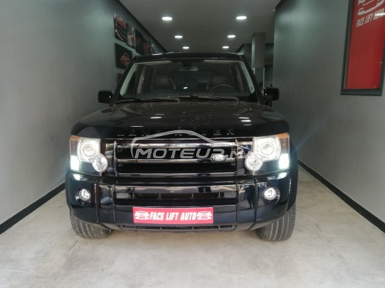 LAND-ROVER Discovery Black édition occasion