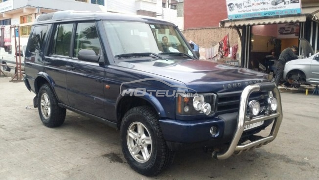 Voiture au Maroc LAND-ROVER Discovery sport - 178979