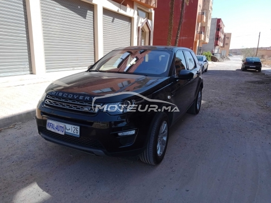 Voiture au Maroc LAND-ROVER Discovery sport 2.2 td4 150 se - 352856