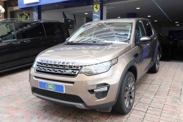 LAND-ROVER Discovery sport occasion
