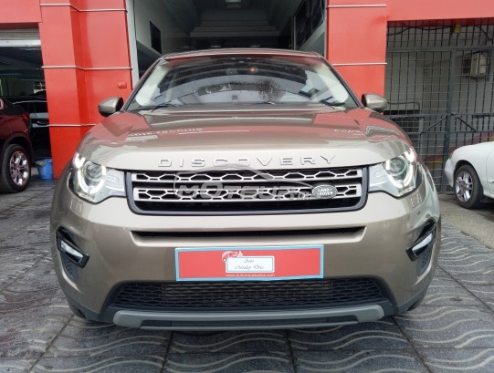 Voiture au Maroc LAND-ROVER Discovery sport Se td4 - 155658