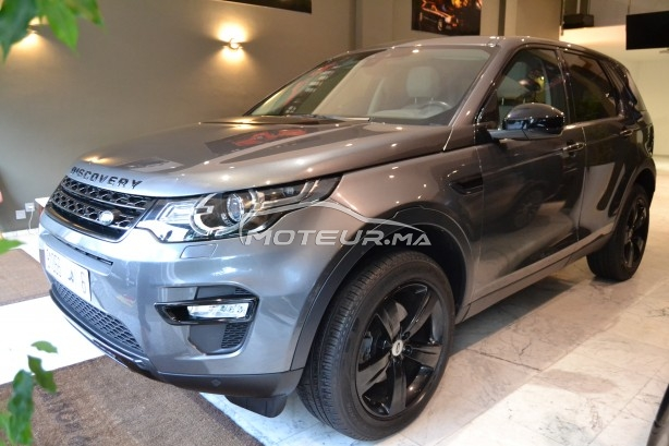 LAND-ROVER Discovery sport Hse luxury pack black occasion
