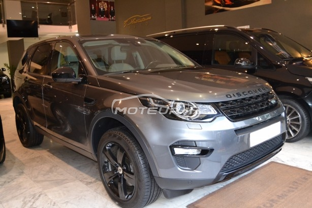 LAND-ROVER Discovery sport Hse luxury pack black occasion 1015406