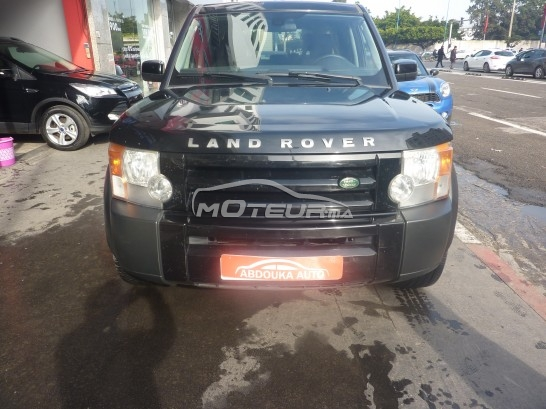 Voiture au Maroc LAND-ROVER Discovery sport Tdv6 s discovery - 192559